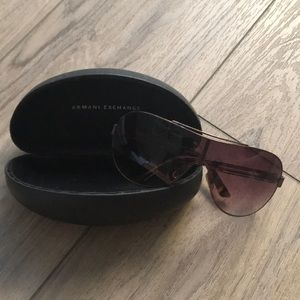 Armani exchange Ax052/s Q4G sunglasses